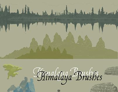 Himalaya Brushes