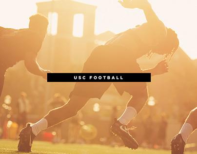 USC Football Sunrise Workout