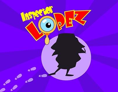Inspector Lopez, tv serie