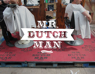 Mr.DutchMan | Identity design