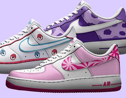 Nike Air Force 1 Designs