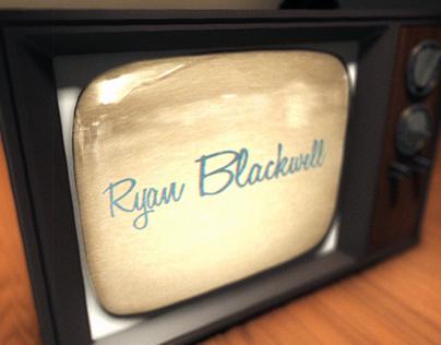Ryan Blackwell VFX Reel 2017