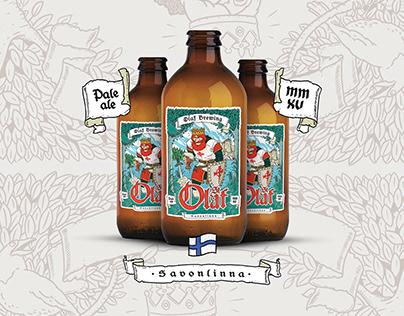 St Olaf Beer
