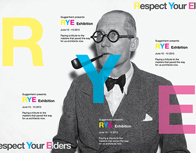 Respect Your Elders Event - Architecture Legends