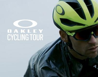 Oakley Cycling Tour