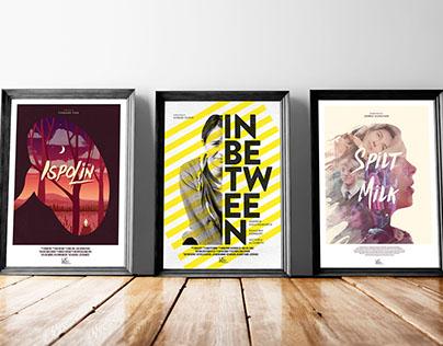 UCA Posters - BA (Hons) Film Production