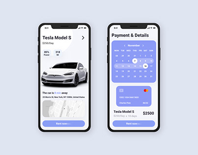 Car Rental App - Part 2