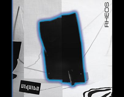 Portadas proyecto 'Rheos', vinilo físico + singles