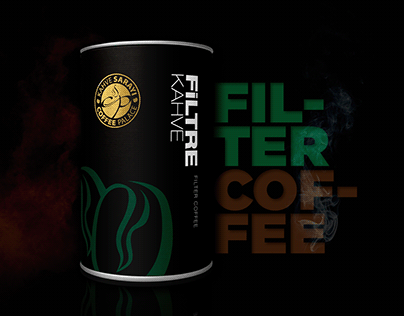 COFFEE PALACE / FILTER COFFEE PACKING
