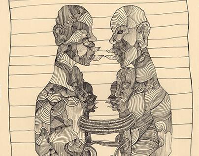 Split series, no1