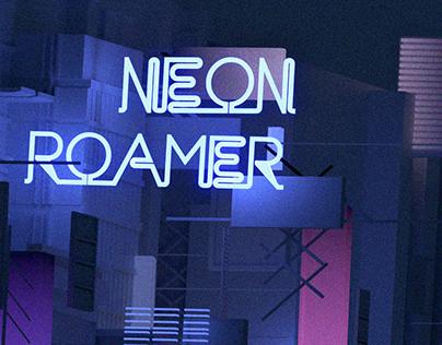 Neon Roamer VR Game