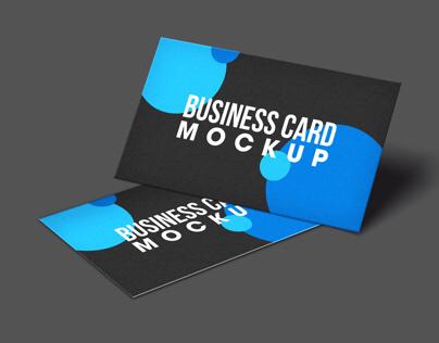 FREEBIE- Business card mockup_vol.2