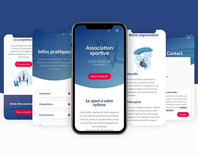 Sport Association Website