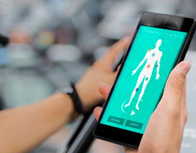 Target workout - App design