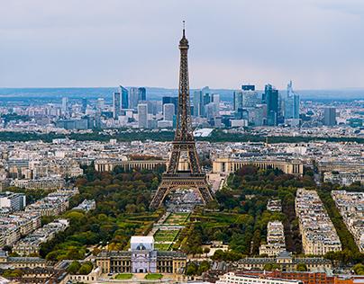 Travel Pics - Budapest, Paris, Vienna
