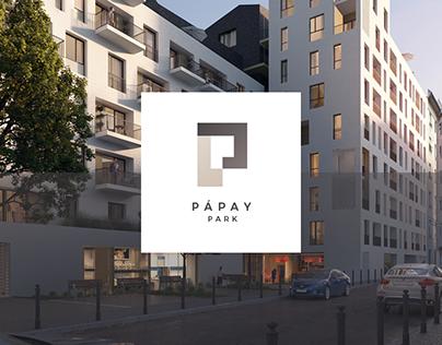 Pápay Park brand identity & webdesign