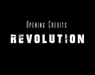 Opening Credits | Revolution TV Series