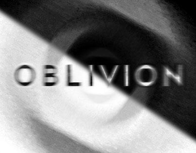 OBLIVION / Type Experiment