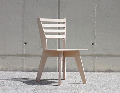 Aspa | Wood Chair