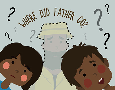 Where Did Father Go? (Storybook)