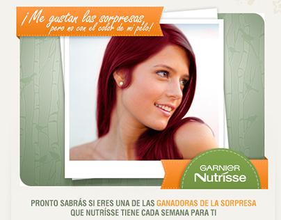 Descubre tu Tono Ideal con Garnier Nutrísse