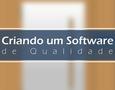 Criando um Software de Qualidade - Univesp