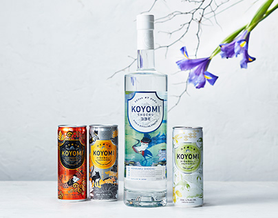 Koyomi Single Distilled Shochu