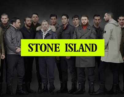 Stone Island Redesign Concept