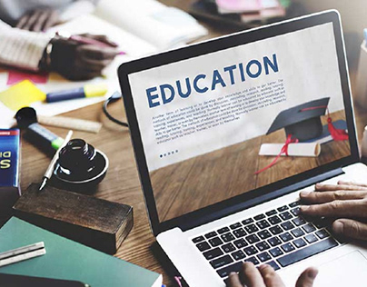 Online education | Image source edtechreview.in