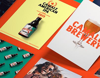 Camale Brewery – Branding