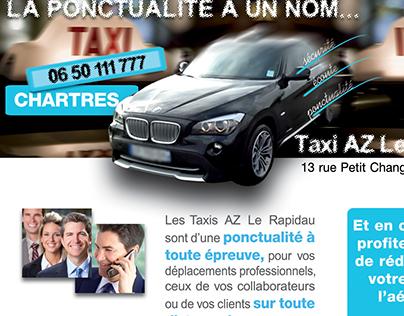 Taxi AZ - Postal mailing