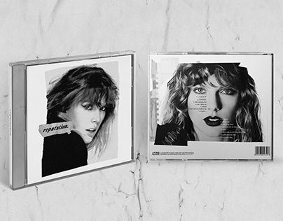 Taylor Swift - reputation. (Proejct part 1)