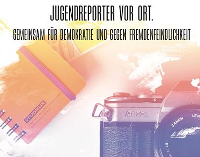Flyer Design - Deutsche Gesellschaft e. V.