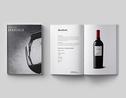Marca, branding, editorial y packaging para Arbocala