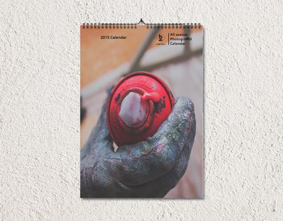 Photograffiti Calendar 2015