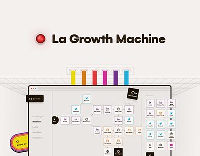 LaGrowthMachine - Website