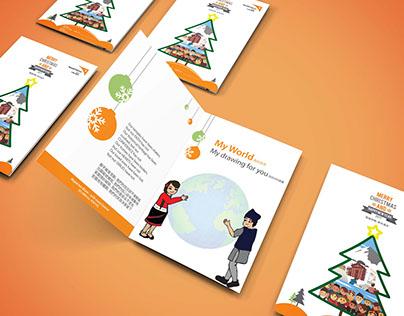 World Vision - Seasonal Greeting Card Design