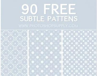 Simple Patterns (Free)