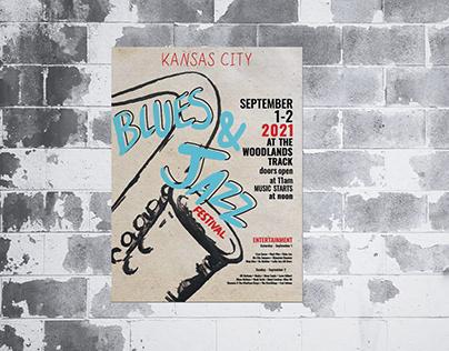 Kansas City Blues and Jazz Festival