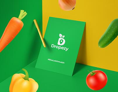 Dropezy - Logo Design