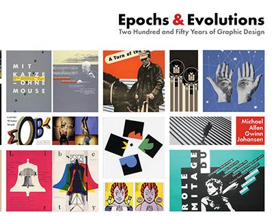 Epochs & Evolutions—Graphic Design History Book