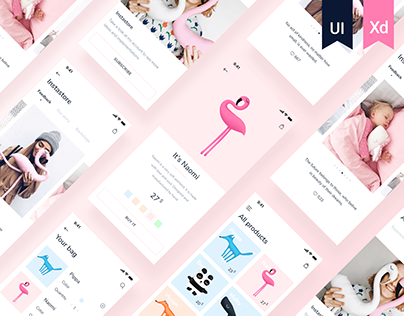 Needle - Soft Colors, Animation And Friendly Interface