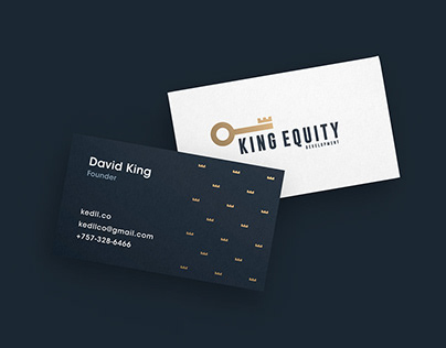 King Equity Development - Brand Identity
