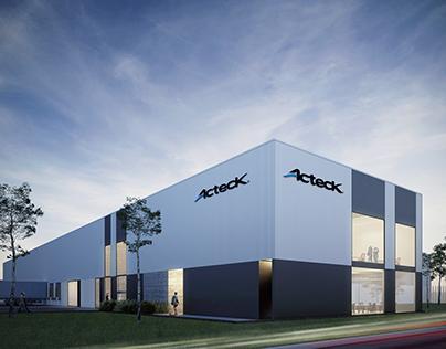Acteck warehouse