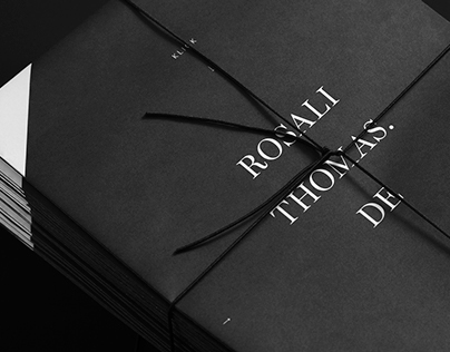Rosali Thomas Self Promotion