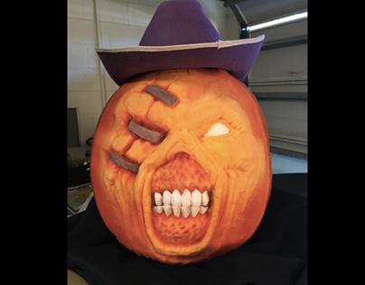 Pumpkin Carving, Nemesis