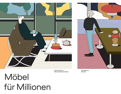 Illustration for Lufthansa