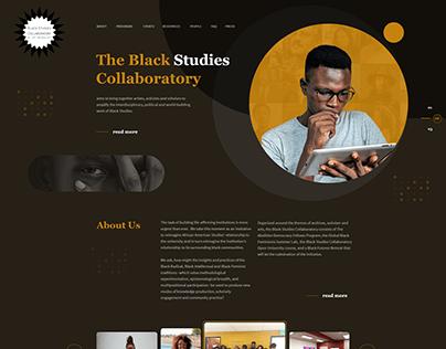 Wodpress One page Design