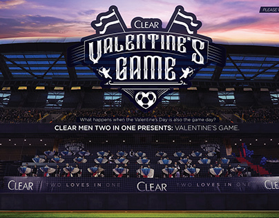 Clear Valentine's Game