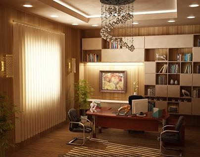 office - interior